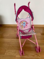 Puppenbuggy my Little Pony mit