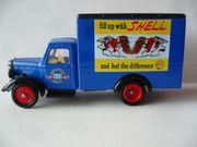 Shell 100 Jahre Motorisierung Bedford