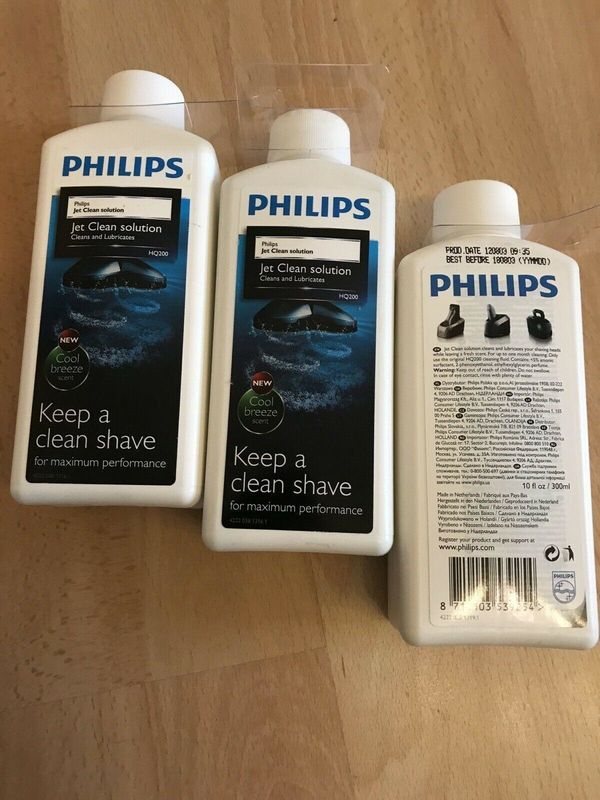 Philips HQ200 Jet Clean Solution