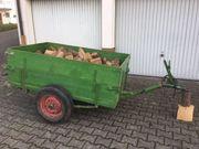 Anhänger für Traktor