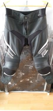 Probiker Damen Motorrad Lederhose Größe