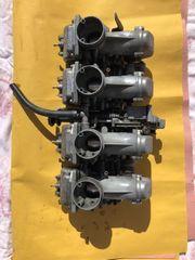 Kawasaki Z1R - Vergaser Batterie