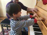 Klavierunterricht für Vorschul- Grundschulkinder in