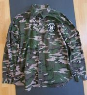 Camouflage Trueprodigy Hemd Neu Gr