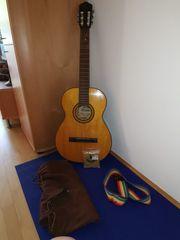 Gitarre der Marke Musima