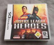 Nintendo DS Justice League Heroes