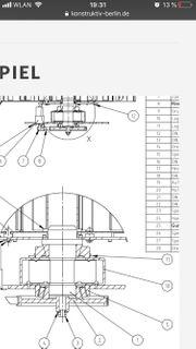 Dienstleistung in CAD Konstruktion Solidworks
