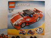 Lego 5867 Creator 3-in-1 Roter