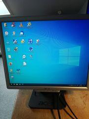 Acer Monitor 17 Zoll gebraucht