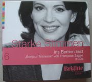 Iris Berben liest Bonjour Tristesse