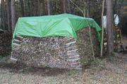 Sommerpreis Brennholz trockenes Kaminholz Brennholz