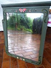 Antik Spiegel mit Patina im