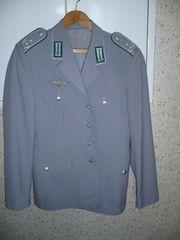 Dienstanzug BW Jacke