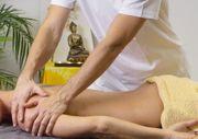 Massagen für die Frau