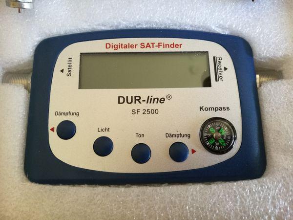 Digitaler Sat-Finder Dur-line SF 2500