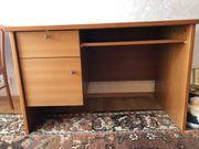 Schreibtisch Echtholz
