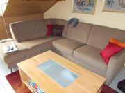 Couchgarnitur Ecksofa incl Relax-Sessel sehr