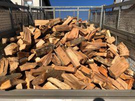 Holz - Brennholz kammergetrocknet