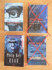 2 x Philipp Kerr - Thriller
