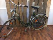 Hercules Citybike Fahrrad Tiefeinstieg 60er