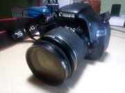 Verkaufe Canon EOS 600 D