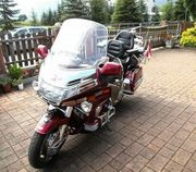 Honda Goldwing GL1500 SEV GOLD