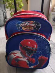 Rucksack Trolley Power Rangers für