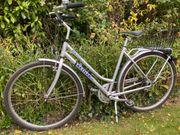 Kettler Fahrrad Alu 28 Silber