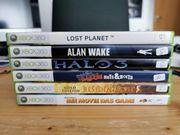 Microsoft Xbox 360 Spiele