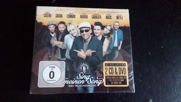 Verkaufe CD Sing mein Song