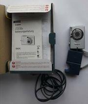 Bedienungsanleitung Manual für Canon Ixus