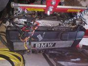 BMW Motor 6 Zylinder