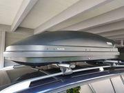 Gewerbliche Vermietung Dachbox Dachträger
