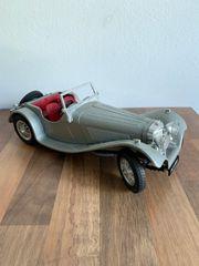 Burago Modellauto Jaguar SS 100