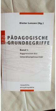 2 Bände Pädagogische Grundbegriffe rororo