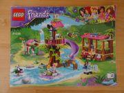 Lego friends 41038 grosse Dschungelrettungsbasis