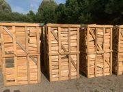 Buchenbrennholz Kammergetrocknet 1 Pal 2