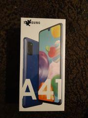 Samsung Galaxy A41 A40 verschweißt
