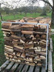 Brennholz Kaminholz Ofenholz Eichenholz ofenfertig