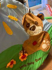 Krabbeldecke my little bear
