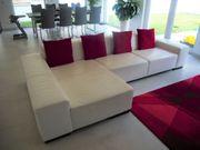 Sofa aus echtem Leder von