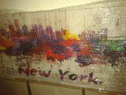 XXL Bild Kunstdruck Leinwand - New York