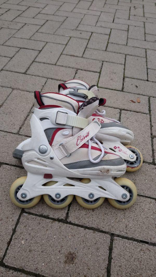 Mädchen Inline Skates Gr 29 -