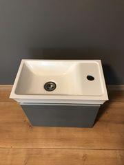 Waschbecken für Gäste-WC