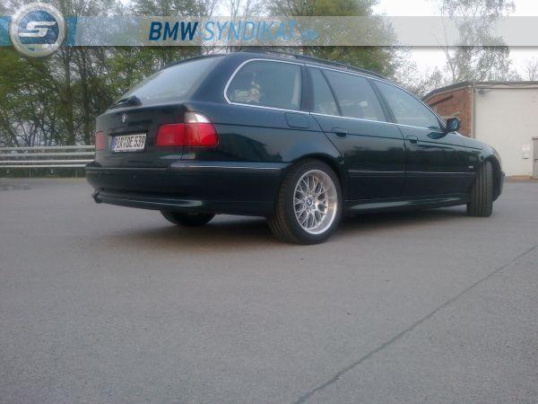 BMW 525 d e39