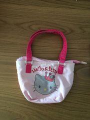 Hello Kitty rosa mit Glitzersteine
