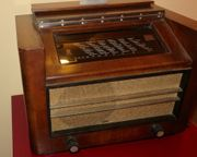 Altes SABA Röhrenradio 1936 37