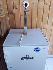Verkaufe Bierhahnen mit Kühlschrank