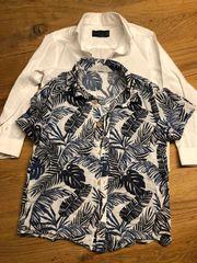 2 Hemden Gr 104