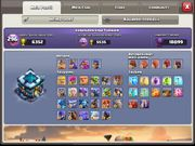 Clash of Clans Account - TH13